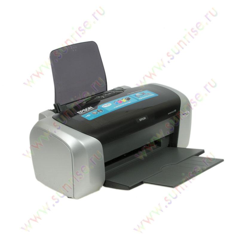 Скачать драйвер на принтер epson stylus c87